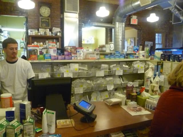 The Greenleaf Pharmacy in Hastings suggest plenty of liquids and patience in dealing with the Norovirus.