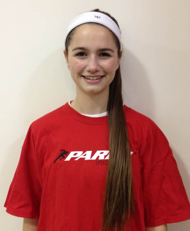 Rilea Fusco is a Yorktown High School lacrosse player.
