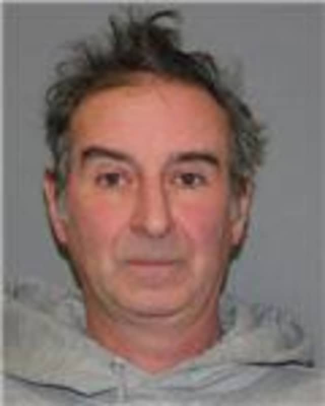 Police found Cortlandt's Christopher Guglielmo to be intoxicated at around 6:30 p.m. Thursday, Jan. 23 after troopers spotted the car he was driving failing to maintain one lane.