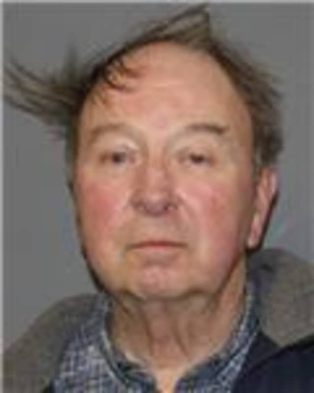 State Police arrested an Ossining man for driving while intoxicated on Friday, Jan. 24