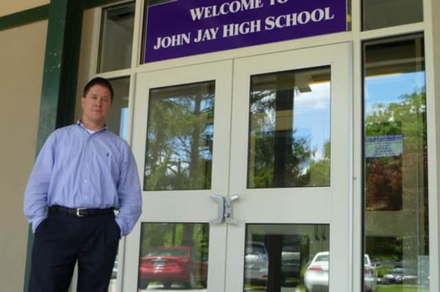 Paul Kreutzer was hired as Katonah-Lewisboro superintendent of schools amid controversy over his stance supporting efforts to limit collective bargaining rights for teachers.