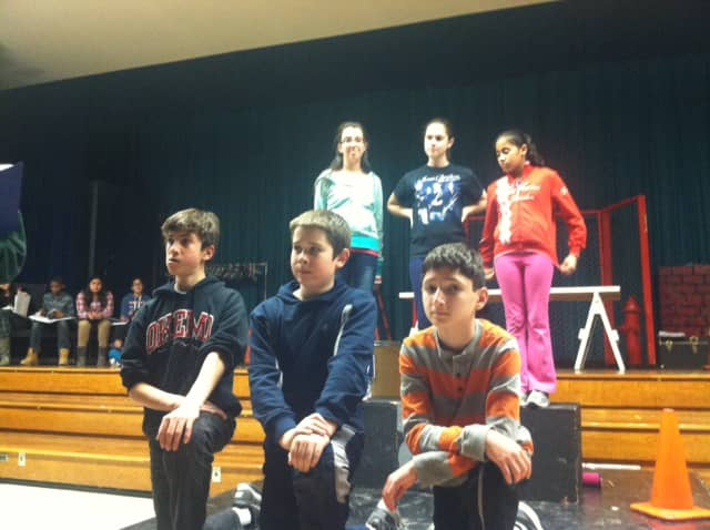 """Students from Port Chester Middle School will perform an adaptation of """"Godspell."""""""