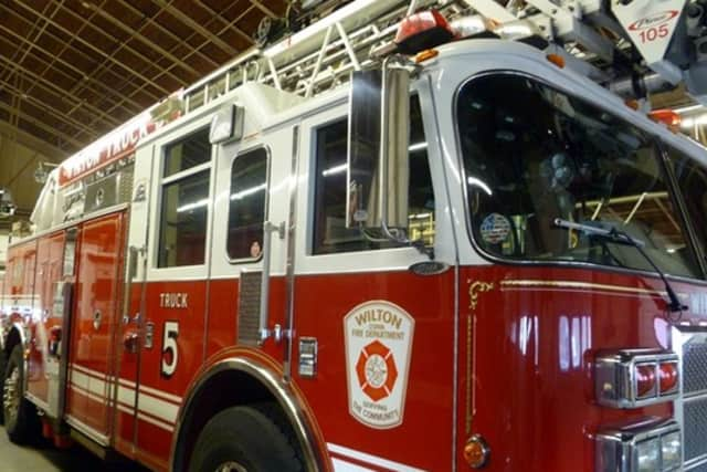 Wilton firefighter Matthew Marcarelli has withdrawn his name from consideration to become the next chief.