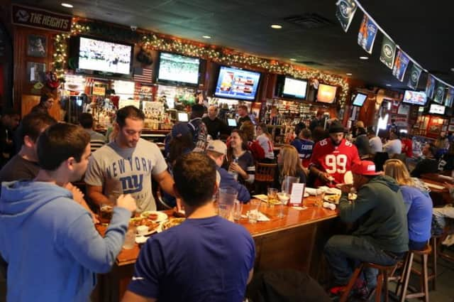 Bob Hyland's Sports Page Pub has been a hit for fans for 34 years in White Plains.