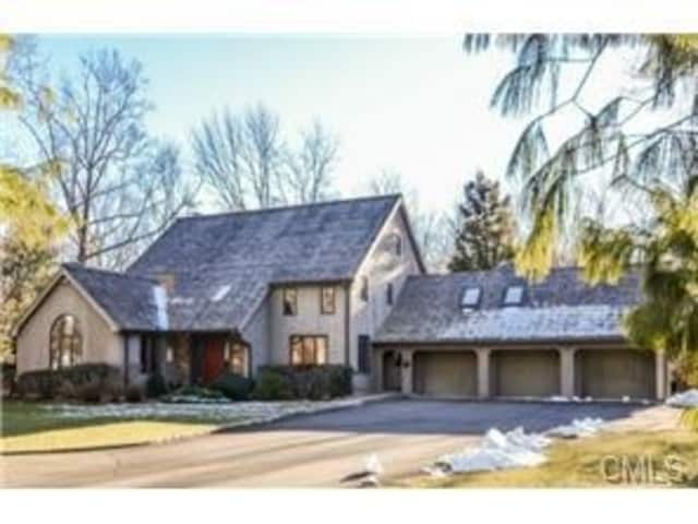 This house at 69 Cedar Road in Wilton is open for viewing this Sunday.