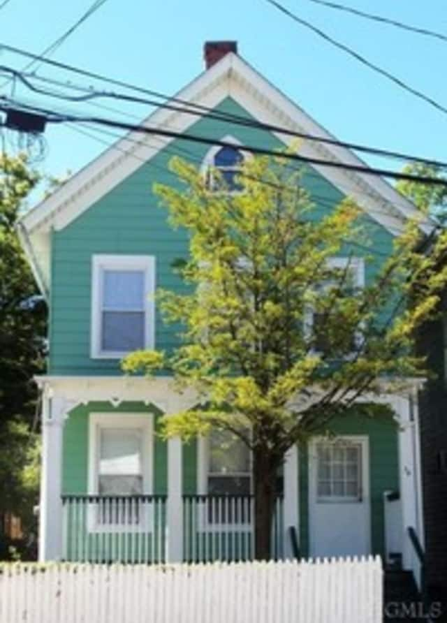 This house at 34 Broad Ave. in Ossining is open for viewing on Sunday.