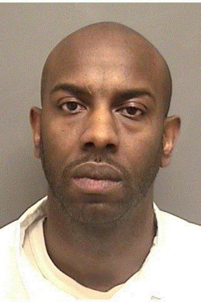 James Burns, 34, of Bridgeport was charged with drug sales and possession by Darien Police.
