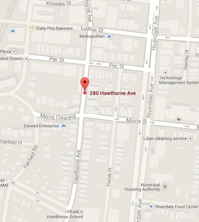 According to officials, two men broke into an apartment at 280 Hawthorne Ave at approximately 9:30 p.m.