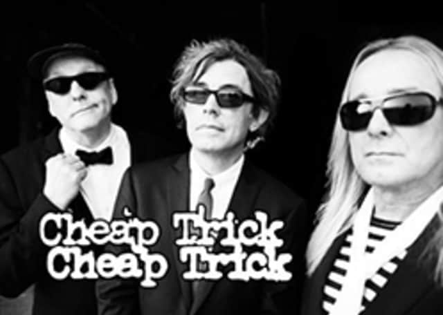 The Ridgefield Playhouse is set to present roses, champagne, dessert and Cheap Trick on Valentine's Day 2014.