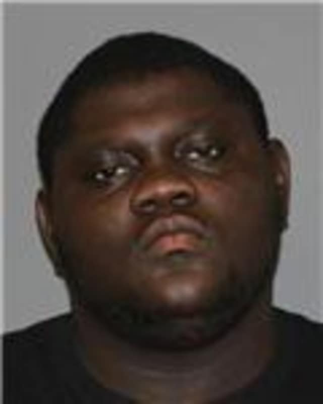 Clarence D. Davis was arrested on Jan. 31 and charged with misdemeanor obstruction of breathing and second-degree harassment, according to State Police in Cortlandt.