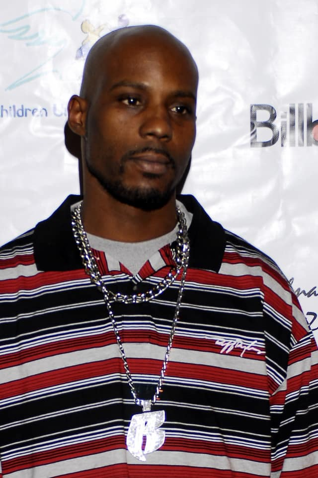 Mount Vernon-born and Yonkers-raised rapper DMX