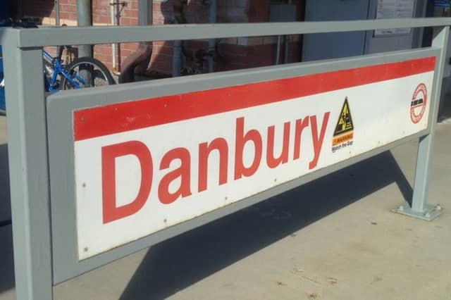 Substitute bus service will occur for the Danbury branch between Danbury and South Norwalk the first four weekends of April due to track crossing work.