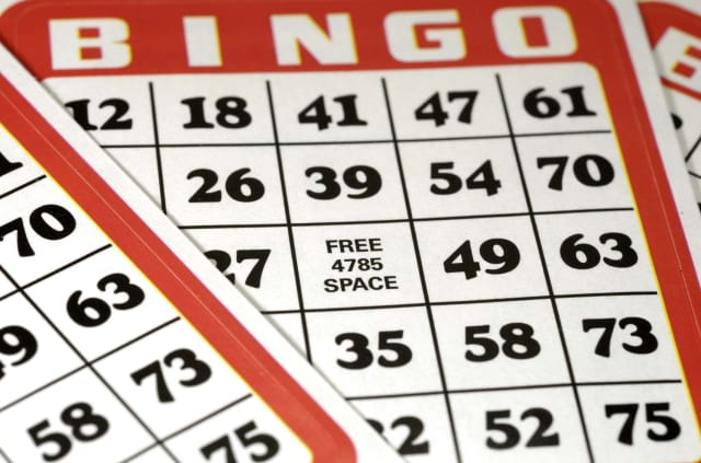 Image result for Bingo caller charged with gaming fraud at Yorktown Jewish center