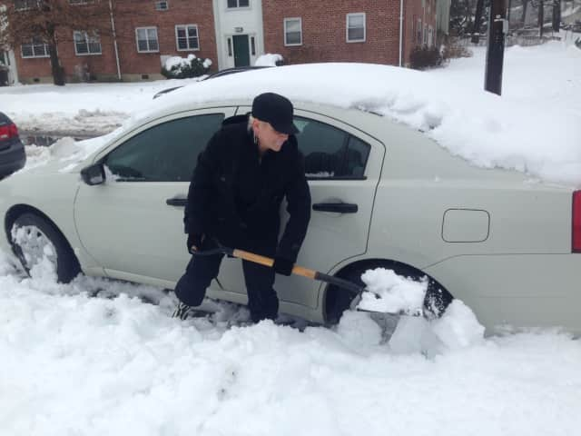 East Rutherford residents may see stiffer fines for on-street parking during snow emergencies.