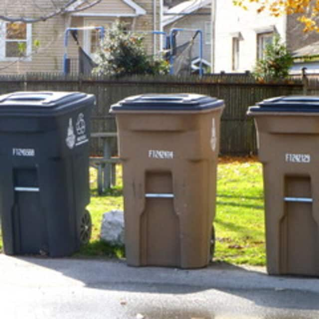 The Pleasantville Department of Public Works will accept household trash at the Recycling Center Saturday, Feb. 8.