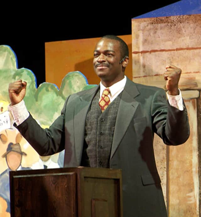 """The Ridgefield Playhouse is set to present """"I Have a Dream"""" on Thursday, Feb. 13."""