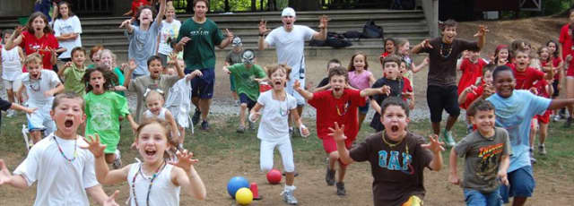Families are invited to register children for summer camp at the Community YMCA of Northern Westchester.