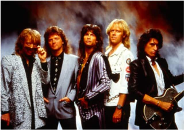 Legends of Rock Live: Aerosmith Rare Clips: (1972-1990s) will be show at The Avon in Stamford on Feb. 19.