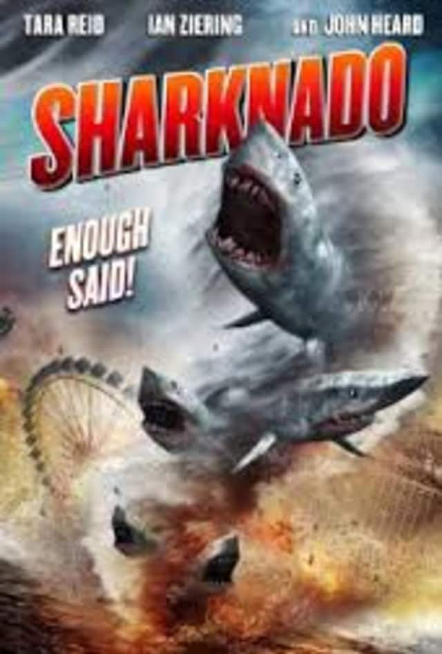 "There will be a showing of ""Sharknado"" at the Briarcliff Manor Public Library on Friday, Feb. 14."