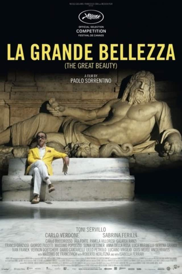 """""""The Great Beauty,"""" an Italian language film, plays at the Avon Theater in Stamford through Friday, Feb. 13."""