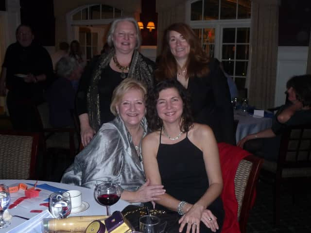 Attendees at last year's North Salem Volunteer Ambulance Corps fundraiser. This year's fundraiser is set for March 1.