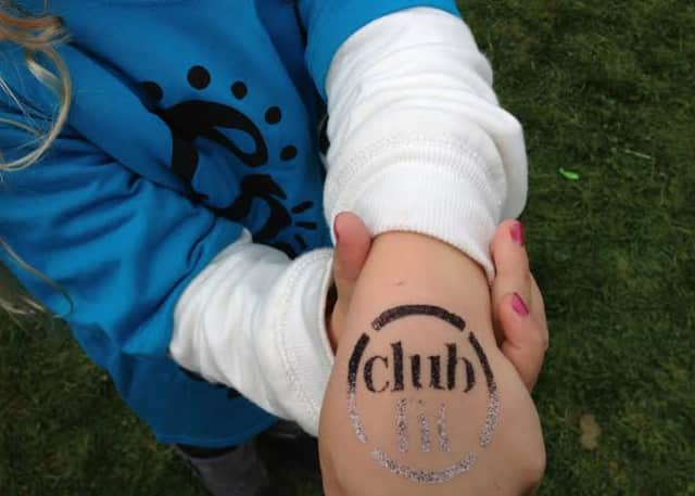 Club Fit offers tips to help families and children lead a healthy lifestyle.