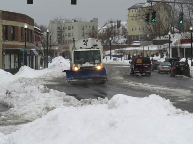 Winter parking rules are now in effect in the City of Peekskill.