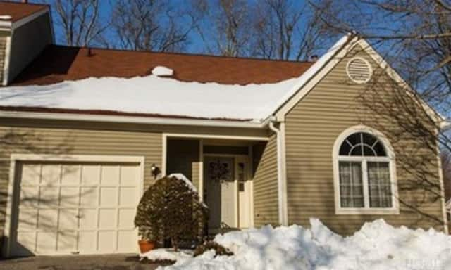 This house at 2906 Canterbury Way in Mount Kisco is open for viewing this Sunday.