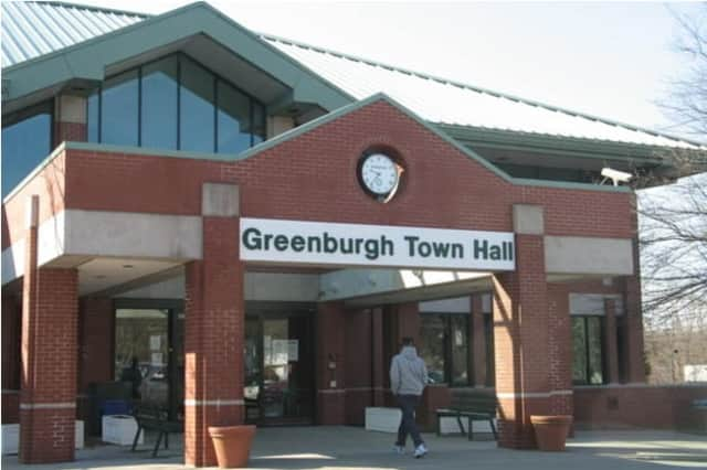 "Kids are offered tours and a chance to produce a public service announcement on ""stranger danger"" at Greenburgh Town Hall."