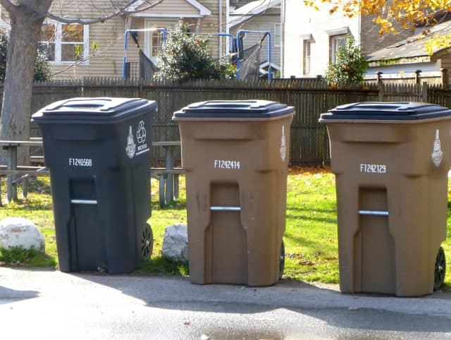 Garbage and recycling collection will follow the normal schedule in Norwalk on Monday, Feb. 15 (Presidents' Day).