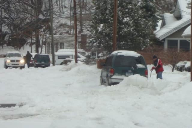 Fairfield County residents are likely in store for more snow this winter, meteorologists say.
