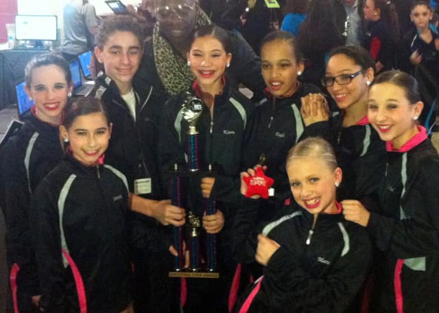 The New York Performing Arts Center's Harrison dance teams have earned top scores.