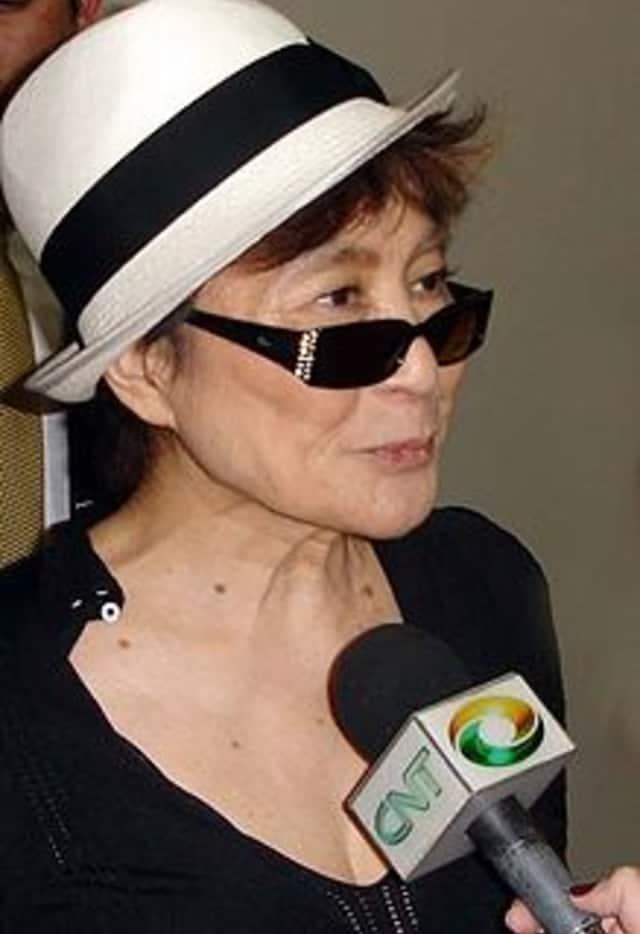 Yoko Ono turns 81 on Tuesday.