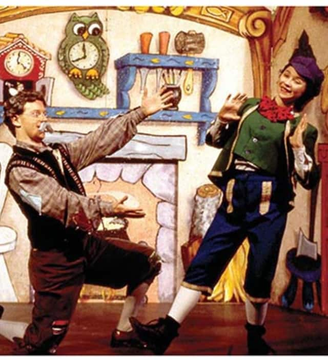 """""""Pinocchio"""" will be performed on Saturday at The Ridgefield Playhouse."""
