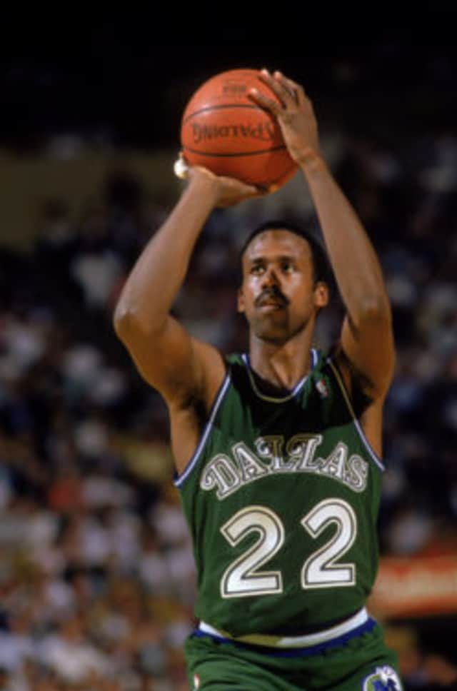 Rolando Blackman turns 55 on Wednesday.