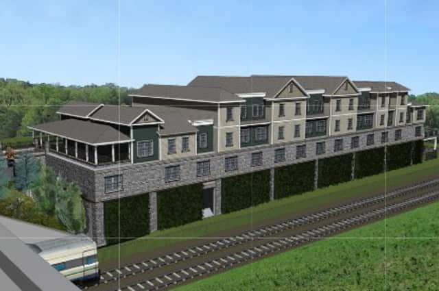 The proposed Chappaqua Station apartments have been the source of controversy within New Castle and Chappaqua.
