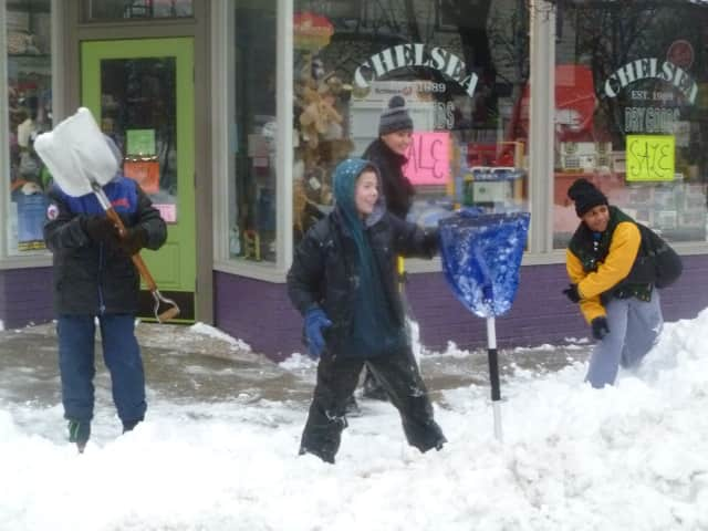 Westchester residents are finding the  winter of 2013-2014 an Olympic challenge.