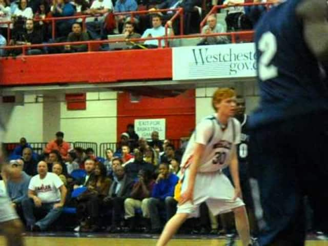 The Eastchester boys basketball team advanced next week's Section 1 Class A semifinals along with Harrison, Tappan Zee and Walter Panas.