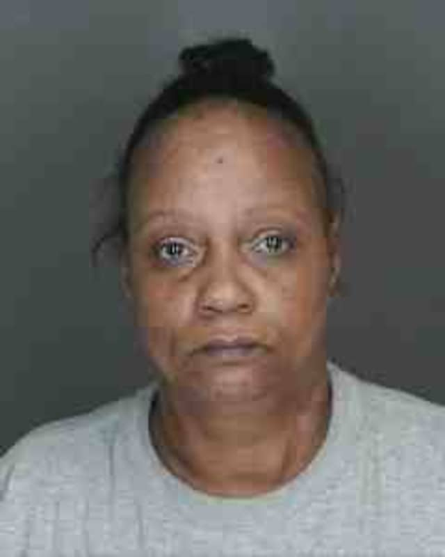 Luticia Goodman was arrested and charged with allegedly selling heroin to Peekskill police.