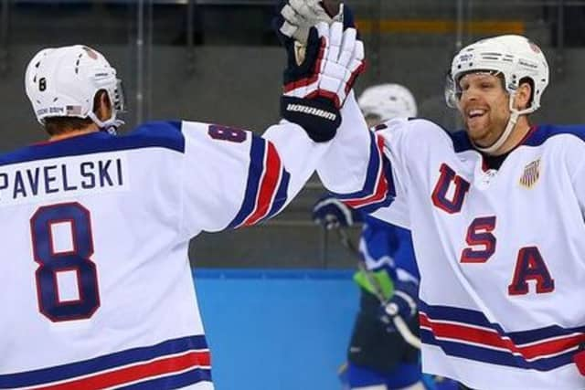 The United States meets Canada Thursday at the Winter Olympics in Sochi, Russia.