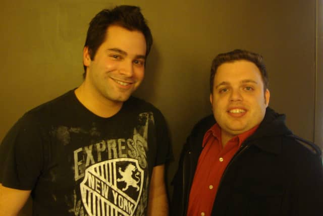Mount Pleasant residents Frank Pellegrino and Adam Eliassof have launched NoMa Comedy to organize and host stand-up comedy shows in Westchester.