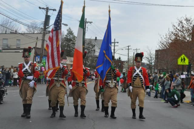 The 59th annual Yonkers St. Patrick's Day Parade is set for Saturday, March 22.