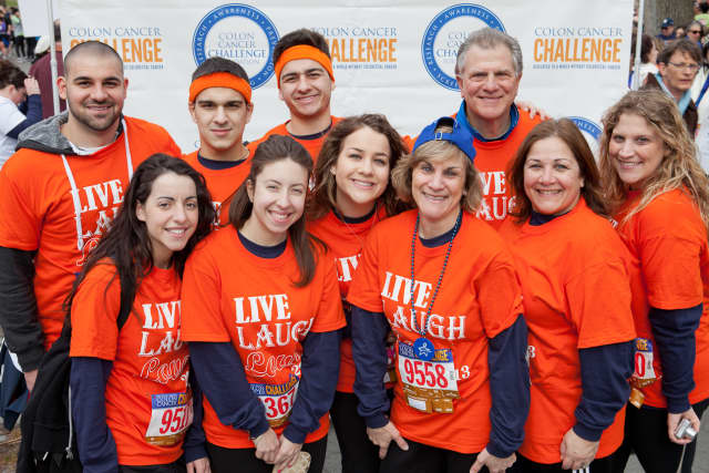 The Colon Cancer Challenge Foundation will hold two walks at Manhattanville College.