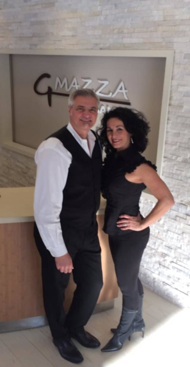 Cindy Mazza and Gennaro Mazza are co-owners of GMazza Salon.