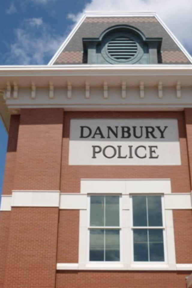 Danbury police arrested a suspected drug dealer Tuesday morning.