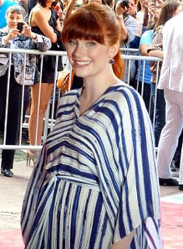 Bryce Dallas Howard turns 33 on Sunday.