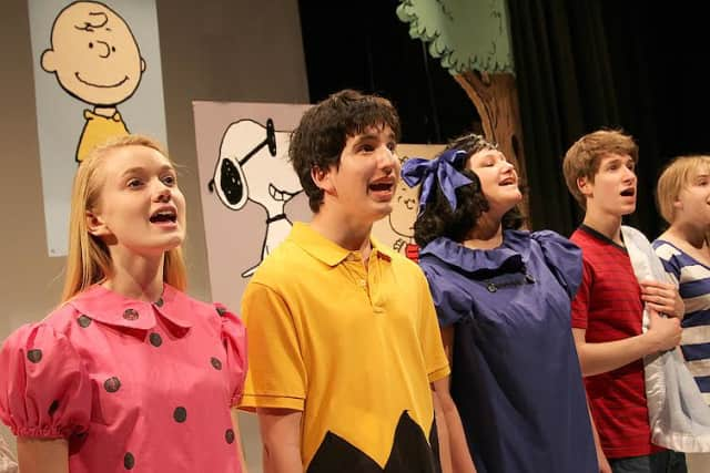 "The Wooster School Theatre will present ""You're a Good Man, Charlie Brown"" beginning Friday, Feb. 28."