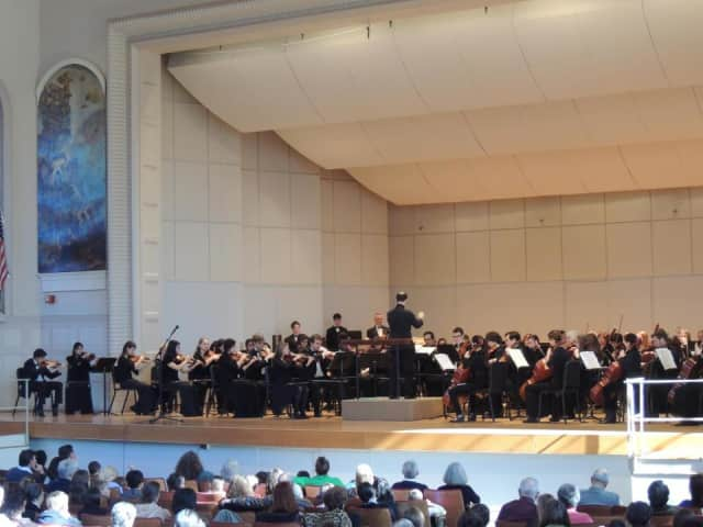 The Norwalk Symphony Orchestra presents its third annual Messiah Sing-Along and Holiday Extravaganza.