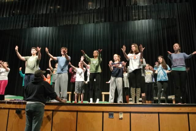 """Briarcliff High School is attempting to break the mold with the production of its new musical, """"The Hired Man."""""""