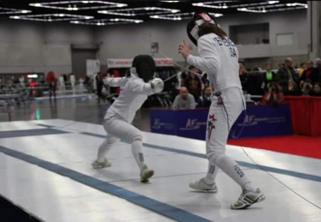 The Fencing Academy of Westchester in Hawthorne recently earned medals at the 2014 Junior Olympics in Portland, Ore.